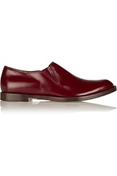 Alexander Wang Max Leather Loafers