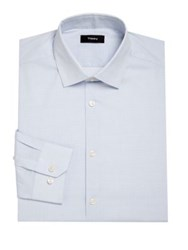 Theory Slim Fit Dress Shirt Wave Multi