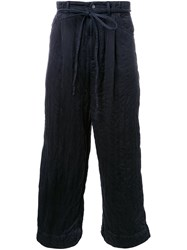 Craig Green Loose Fit Trousers Black