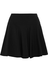 Dkny Stretch Crepe Circle Mini Skrit