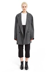 Nehera Jobo Oversized Jacket Grey Herringbone