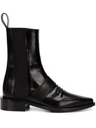 Paco Rabanne Pointed Toe Boots