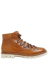 Bally Jc Leather Hiking Boots