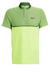 Nike Golf Fly Swing Sports Shirt Volt Black Reflect Black Neon Yellow