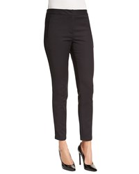 L'agence Sam Skinny Ankle Trousers Black Size 8
