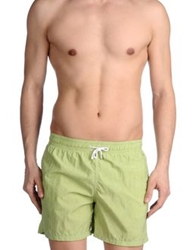 Roda Swimming Trunks Light Green