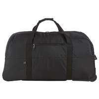 Kin By John Lewis 2 Wheel Holdall Black