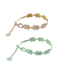 Cruciani Bracelets Light Green