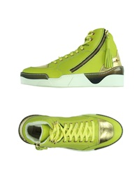 Braccialini Sneakers Acid Green