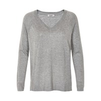 Soaked In Luxury Soft Fabric Knit Grey