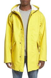 Converse Men's Rubber Fishtail Rain Jacket