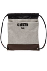Givenchy Canvas New Rave Bag In Brown