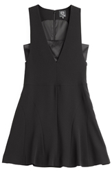 Mcq By Alexander Mcqueen Dress With Bandeau Insert