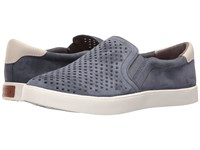 Dr. Scholl's Scout Original Collection Oxide Suede Leather Women's Flat Shoes Gray