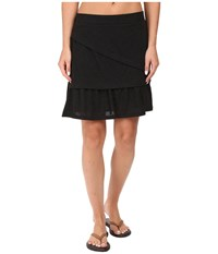 Prana Leah Skirt Black Women's Skirt