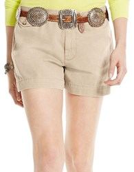 Polo Ralph Lauren Cotton Chino Shorts Beige