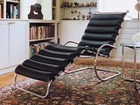 Buy The Knoll Mr Adjustable Chaise Longue Online At Nest.Co.Uk