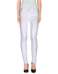 7 For All Mankind Trousers Casual Trousers Women White