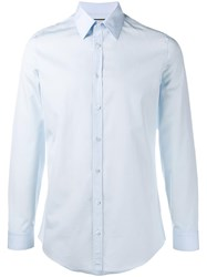 Gucci Classic Formal Shirt Blue