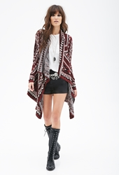 Forever 21 Diamond Pattern Cardigan