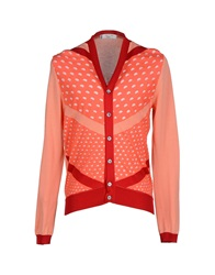 Jet 8 S.T.Dupont Cardigans Coral