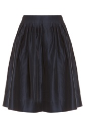 Martin Grant Pleated Bell Skirt