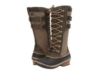 Sorel Conquest Carly Ii Peatmoss Women's Waterproof Boots Green