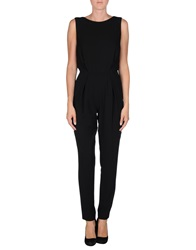 Supertrash Pant Overalls Black