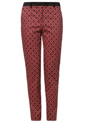 Anna Field Trousers Red