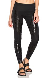 Lorna Jane Night Compression Leggings Black