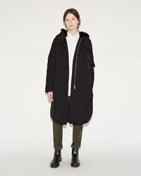 Hope Coach Parka Black