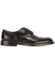 Doucal's Classic Brogues Brown