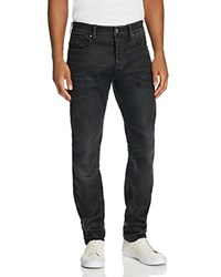 G Star 3301 Slim Fit Jeans In 3D Aged