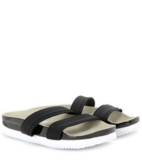 Adidas By Stella Mccartney Diadophis Sandals Black