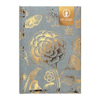 Pip Studio Spring To Life Gold Notebook A5