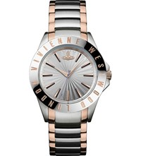 Vivienne Westwood Vv099rssl Time Machine Stainless Steel Watch Silver