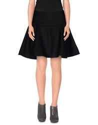 Surface To Air Skirts Mini Skirts Women Dark Blue