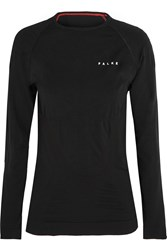 Falke Ergonomic Sport System Stretch Jersey Top Black