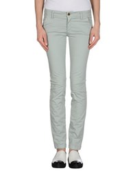 Camouflage Ar And J. Trousers Casual Trousers Women Light Grey