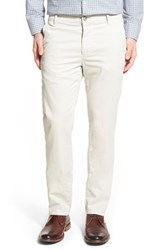 Ag Jeans Men's Ag 'The Lux' Tailored Straight Leg Chinos Bleached Sand