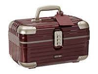 Rimowa Limbo Beauty Case Carmona Red Luggage Brown