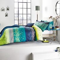 Clarissa Hulse Clover Stripe Duvet Cover Super King