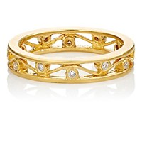 Cathy Waterman Women's Open Cherry Band Gold No Color Gold No Color