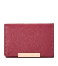 Ted Baker Marged Mini Purse Female Red