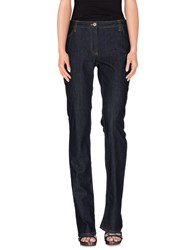 Ermanno Scervino Scervino Street Denim Denim Trousers Women Blue