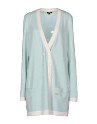 Escada Knitwear Cardigans Women Sky Blue