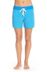 Women's Tommy Bahama 'Rugby' Stripe Board Shorts
