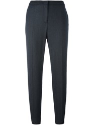 Piazza Sempione Tapered Trousers Grey