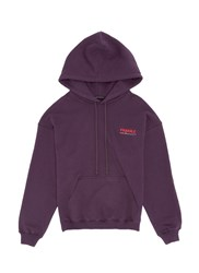 Studio Concrete 'Aerospace' Unisex Hoodie Purple