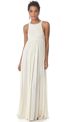 Rachel Pally Anya Maxi Dress White